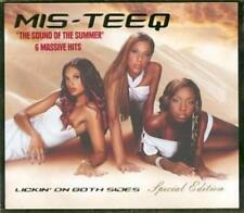 Mis-Teeq : Lickin on Both Sides: Special Edition CD (2002)