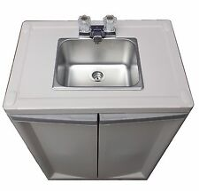 Self Contained Sink / Mobile Sink/ Portable Handwash Sink with warm water