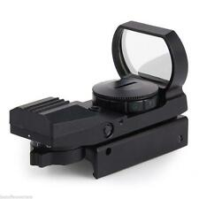 Hunting Tactical Holographic Reflex Red Green Dot Sight Scope 20mm 1x22x33 FT