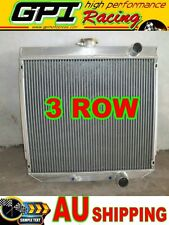 3ROW aluminum Radiator FORD Falcon XR XT XW XY Windsor Engine 289 302 351 AT
