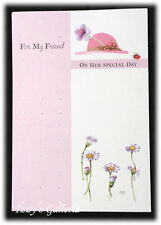 Marjolein Bastin For My Friend On Her Special Day Happy Birthday To One Card