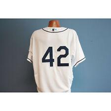 evan longoria game used 42 jackie robinson jersey