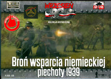 POLAND COLLECTION 020 Set armi leggere Whermacht + soldatini scala 1/72