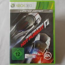 XBOX 360 - Microsoft ► Need For Speed: Hot Pursuit - Limited Edition ◄ TOP