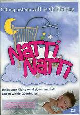 NATTI NATTI DVD FALLING ASLEEP WILL BE CHILD'S PLAY - HELP YOUR KID TO WIND DOWN