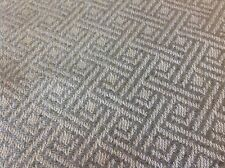 Lee Jofa GP & J Baker Geometric Upholstery Fabric- Easton/Silver 3 yd #BF10391.2