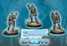 Infinity BNIB Ariadna - S.A.S. (Chain Rifle)