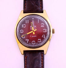 1980's USSR Poljot Olympics 1980's Soviet wrist watch Export version 2609