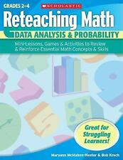 Data Analysis and Probability : Mini-Lessons, Games, and Activities to Review...
