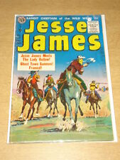 JESSE JAMES #25 VG (4.0) AVON COMICS KINSTLER JANUARY 1956