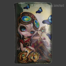 *CLOCKWORK DRAGONLING* Strangeling Art Purse By Jasmine Becket-Griffith