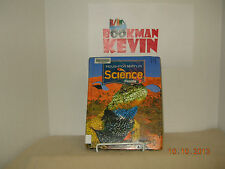 Houghton Mifflin Science Florida Student Textbook Grade 4 (2007) VG (R2S3-F)