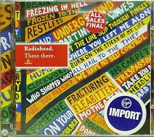 RADIOHEAD 'THERE THERE' 3-TRACK CD SINGLE