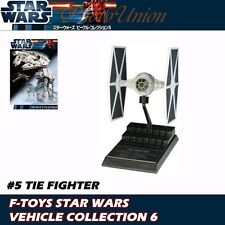 F-TOYS STAR WARS VEHICLE 6 IMPERIAL EMPIRE TIE Fighter 1:144 Modell W_6.5