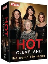 Hot In Cleveland: The Complete Series (DVD, 2016) 17 discs