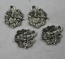 wholesale 30pcs Retro style lovely dragonfly alloy charms pendants 17x16mm