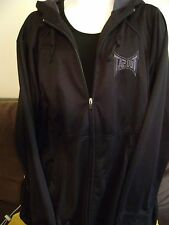 TAPOUT/MMA -JACKET-Mens 2XL/XXL POLY FIT JACKET- TAPOUT/UFC/MMA