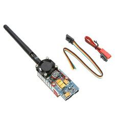 FPV Wireless Transmitter TS582000 5.8G 2000MW Video AV Audio Sender Durable H0NX