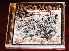 Bestial Warlust: Vengeance War Till Death CD 1994 Modern Invasion MIM Original