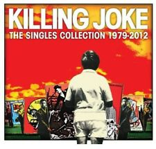 Singles Collection 1979-2012 - Killing Joke (2013, CD NEUF)