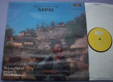 SONGS AND DANCES FROM NEPAL UK Decca Argo India World