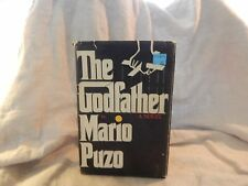 The Godfather by Mario Puzo (1969, Hardcover) Book Club Edition