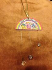 My little pony. Mini Sun catcher.  Hanger.  Decoration.  Jewels