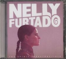 NELLY FURTADO spirit indestructible (CD)