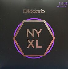 D'Addario NYXL 1149 NY XL 11-49 Electric Guitar Strings - Ships FREE to U.S.!