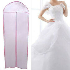 Hot Sell 155cm Long Wedding Evening Dress Bridal Gown Garment Cover Storage Bag