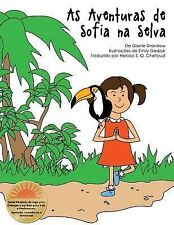 As Aventuras de Sofia Na Selva by Giselle Shardlow (2014, Paperback)
