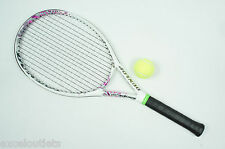 Dunlop iDapt Force 100 with Medium Shock Sleeve 4 3/8 Tennis Racquet (#2807)