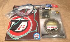 Honda ATC 250R 1986 Tusk Clutch, Springs, Cover Gasket, & Cable Kit