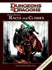 Wizards Presents: Classes and Races Dungeons & Dragons