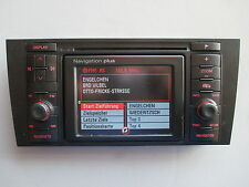 Navigation Plus Navi RNS AUDI A4 S4 RS4 8D0035192D Radio