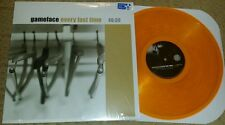 GAMEFACE - EVERY LAST TIME LP  GOLD WAX (SEALED) 2015 RSD   SXE NYHC FARSIDE 411