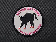 Kitten Mittons Morale Patch It's Always Sunny In Philadelphia Iron On