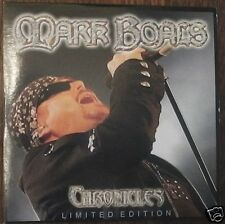 "Mark Boals- ""Chronicles"" Limited edition CD- Signed by artist"
