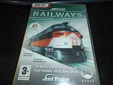 Trainz Railways  pc game