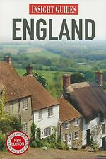 Insight Guides: Insight Guides - England by Rebecca Ford, Paula Soper and...