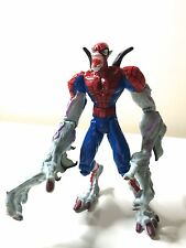*** TOYBIZ - 1995 - VAMPIRE WARS - VAMPIRE SPIDER-MAN - ACTION FIGURE ***