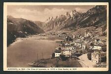 Auronzo ( Belluno ) Tre Cime di Lavaredo e Cima Dodici - viaggiata 1941