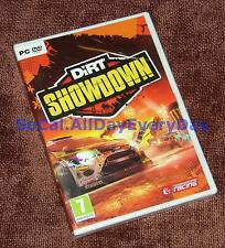 DiRT: Showdown (PC-DVD) ***BRAND NEW & SEALED*** driving racing game Win Vista 7
