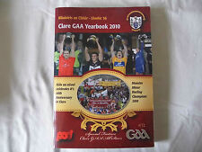 2010 CLARE GAA Yearbook Gaelic Games Hurling Football