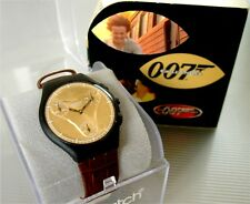 "GOLDENEYE! Swatch SKIN CHRONO ""007"" JAMES BOND SPECIAL Edition! NIP-RARE!"