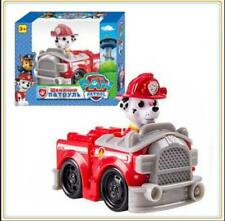 New Paw Patrol Pup Dog Racer Character Figure Kids Children's Toy Gift -Marshall