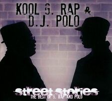 Street Stories: The Best of G Rap & Polo [Digipak] * by Kool G Rap & DJ Polo...
