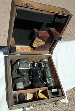 WW 2 USAAF USN A-10 Bubble Type Sextant as used in the B-17 & PB4Y-2 Bomber
