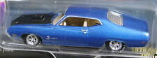 JOHNNY LIGHTNING 70 1970 FORD TORINO COBRA BLUE AUTH MUSCLE CARS USA COLLECTIBLE