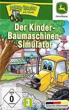 John Deere  Der Kinder Baumaschinen Simulator * Deutsch BRANDNEU